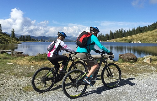 E-Bike - & Mountainbike Tour